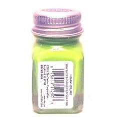 Testors 1125 Sublime Green Enamel 1/4 oz Paint Bottle