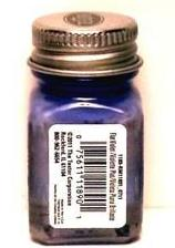 Testors 1189 Violet Enamel 1/4 oz Paint Bottle