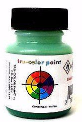 Tru-Color TCP-067 BN Burlington Northern Cascade Green 1 oz Paint Bottle