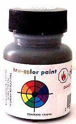 Tru-Color TCP-826 Flat Pullman Green 1 oz Acrylic Paint Bottle