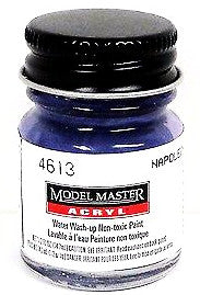 Model Master 4613 Napoleonic Violet 1/2 oz Acrylic Paint Bottle