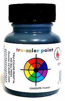 Tru-Color TCP-273 GN Great Northern Dark Gray 1 oz Paint Bottle