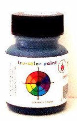 Tru-Color TCP-120 MP Missouri Pacific Jenks Blue 1 oz Paint Bottle