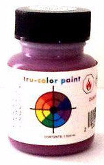 Tru-Color TCP-170 MBTA Massachusetts Bay Transit Purple 1 oz Paint Bottle