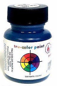Tru-Color TCP-159 L&N Louisville & Nashville Blue 1 oz Paint Bottle
