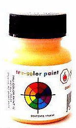 Tru-Color TCP-275 C&O Chesapeake & Ohio Passenger Car Yellow 1 oz Paint