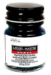Model Master 4664 Teal GP00570 1/2 oz Acrylic Paint Bottle