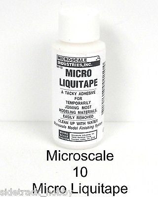 Microscale MS-10 Micro Liquidtape 1 oz Bottle