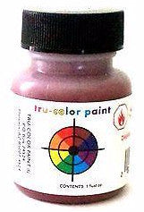 Tru-Color TCP-208 NH New Haven Freight Car Red 1 oz Paint Bottle