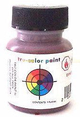 Tru-Color TCP-201 T&NO Texas & New Orleans Freight Car Red 1 oz Paint