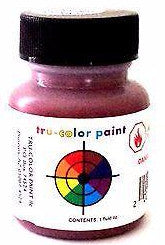 Tru-Color TCP-204 WP Western Pacific Freight Car Red 1 oz Paint Bottle