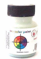Tru-Color TCP-228 Passenger Car Interior Light Green 1 oz Paint Bottle