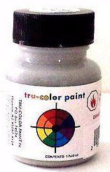 Tru-Color TCP-172 Flat Weathered / Aged Concrete 1 oz Paint Bottle