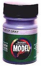 Badger Model Flex 16-162 CP Canadian Pacific Gray 1 oz Acrylic Paint Bottle