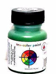 Tru-Color TCP-023 CP Canadian Pacific Action Green 1 oz Paint Bottle
