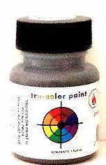 Tru-Color TCP-134 SP Southern Pacific Light Gray 1 oz Paint Bottle