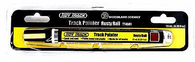 Woodland Scenics TT4581 Tidy Track Rusty Rail Track Painter