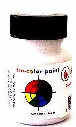Tru-Color TCP-803 Flat Light Gray 1 oz Paint Bottle