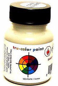 Tru-Color TCP-006 Concrete 1 oz Paint Bottle