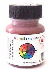 Tru-Color TCP-206 ACL Atlanta Coast Line Freight Car Red 1 oz Acrylic Paint