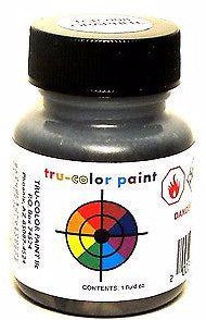 Tru-Color TCP-008 Graphite 1 oz Paint Bottle
