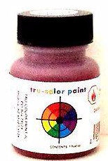 Tru-Color TCP-110 MILW Milwaukee Road Maroon 1 oz Paint Bottle