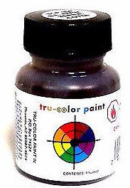 Tru-Color TCP-254 IT Illinois Terminal Terracotta Roof Brown 1 oz Paint