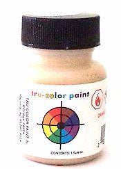 Tru-Color TCP-242 BN Burlington Northern Executive Creme 1 oz  Paint