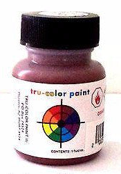 Tru-Color TCP-250 LV Lehigh Valley Freight Car Brown 1 oz Paint Bottle