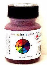 Tru-Color TCP-113 CP Canadian Pacific Tuscan Paint Bottle