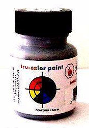 Tru-Color TCP-257 Flat Platinum Mist 1 oz Paint Bottle