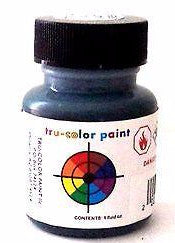 Tru-Color TCP-232 CNJ Central New Jersey Austerity Green 1 oz Paint Bottle