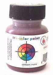 Tru-Color TCP-224 SOU Southern Freight Car Red 1 oz Paint Bottle