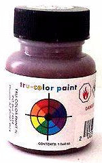 Tru-Color TCP-214 GN Great Northern Freight Car Red 1 oz Paint Bottle