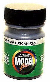 Badger Model Flex 16-160 CP Canadian Pacific Tuscan Red 1 oz Acrylic Paint