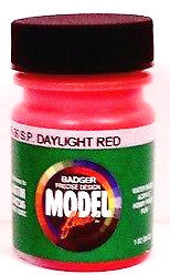 Badger Model Flex 16-36 SP Southern Pacific Daylight Red 1 oz Acrylic Paint