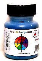 Tru-Color TCP-095 VIA Blue 1 oz Paint Bottle