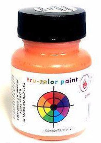 Tru-Color TCP-264 ACL Atlantic Coast Line Caboose Orange 1 oz Paint