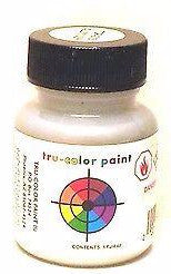 Tru-Color TCP-013 Aluminum 1 oz Paint Bottle