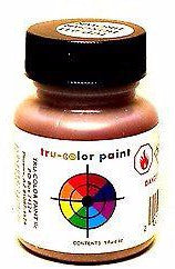 Tru-Color TCP-011 Boxcar Brown 1 oz  Paint Bottle