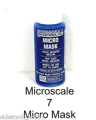 Microscale MS-7 Micro Mask 1 oz Bottle