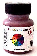 Tru-Color TCP-195 CW Colorado & Wyoming Freight Car Brown 1 oz Paint Bottle