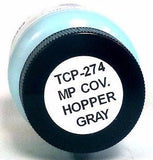 Tru-Color TCP-274 MP Missouri Pacific Hopper Gray 1 oz Paint Bottle