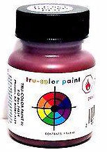 Tru-Color TCP-053 Tuscan Red 1 oz Acrylic Paint Bottle