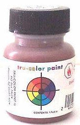 Tru-Color TCP-189 C&EI Chicago & Eastern Illinois Freight Car Brown 1 oz Paint