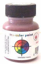 Tru-Color TCP-192 GM&O Gulf Mobile & Ohio Freight Car Brown 1 oz Paint Bottle