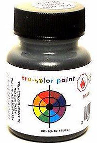 Tru-Color TCP-009 Grimy Black 1 oz Paint Bottle