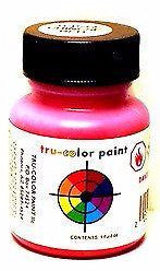 Tru-Color TCP-012 Chinese Red 1 oz Paint Bottle