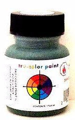 Tru-Color TCP-133 RDG Reading Green 1 oz  Paint Bottle