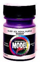Badger Model Flex 16-207 ACL Atlantic Coast Line Royal Purple 1 oz Acrylic Paint